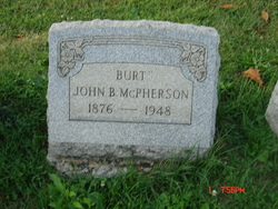 "John B. ""Burt"" McPherson"