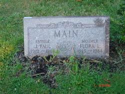 Joseph Paul Main