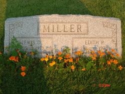 Edith E. <I>Pratt</I> Miller