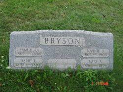 Harry E. Bryson