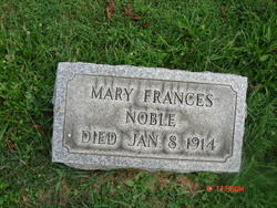 Mary Frances Noble