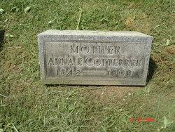 Anna E Cotterrel
