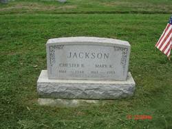 Mary K Jackson
