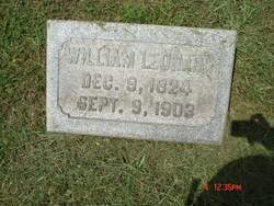 William Leonard