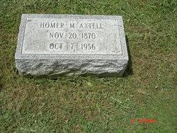 Homer Marion Axtell