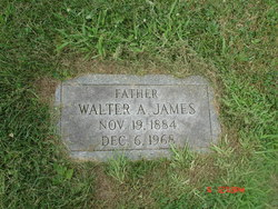 Walter A. James