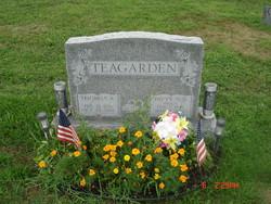 "Patricia Sue ""Patty"" <I>Riggs</I> Teagarden"