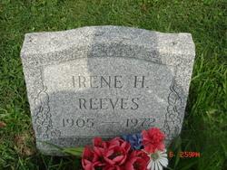 Irene H Reeves