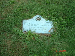 Alice Ruth Miller