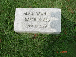 Alice Sawhill