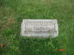 Lucy Ella Magill