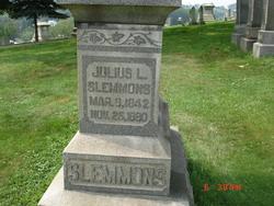 Julius L Slemmons