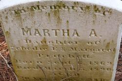 Martha A Pritchett