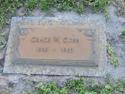 Grace W Cobb