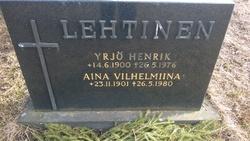 Yrjö Henrik Lehtinen