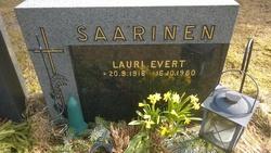 Lauri Evert Saarinen