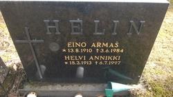 Helvi Annikki Helin
