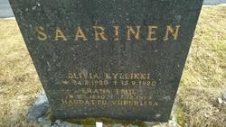 Frans Emil Saarinen
