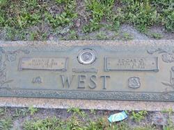 Edgar Odell West