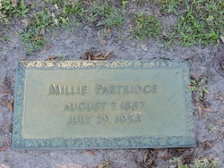 Millie Partridge