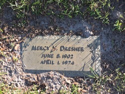 Mercy V. Dresher