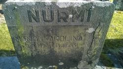 Mandi Karolina Nurmi