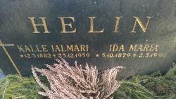 Kalle Jalmari Helin