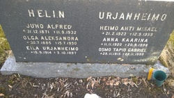 Anna Kaarina Urjanheimo