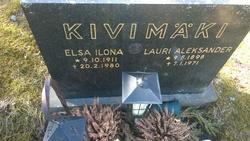 Elsa Ilona Kivimäki