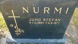 Juho Stefan Nurmi