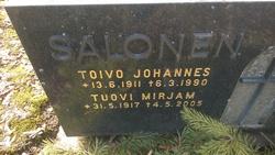 Toivo Johannes Salonen