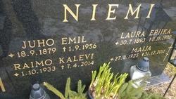 Juho Emil Niemi