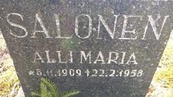 Alli Maria Salonen