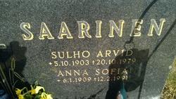 Anna Sofia Saarinen