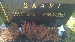 Svea Margit Saari