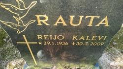 Reijo Kalevi Rauta