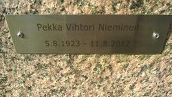 Pekka Vihtori Nieminen