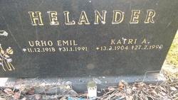 Urho Emil Helander