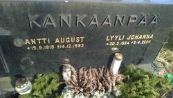 Lyyli Johanna Kankaanpää