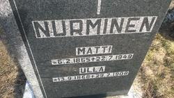 Matti Nurminen