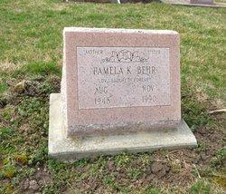 Pamela Kay <I>Blackburn</I> Behr