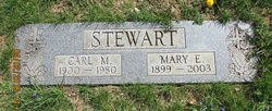 Mary Elizabeth <I>Denham</I> Stewart