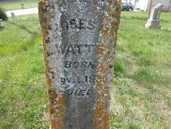 Moses Watts