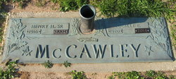 Lucille Edith <I>Gillespie</I> McCawley