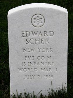 Edward Scher