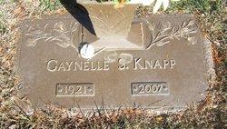 Gaynelle <I>Swanson</I> Knapp