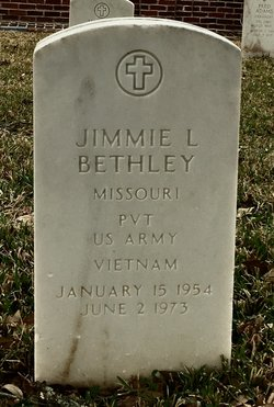 Jimmie L Bethley