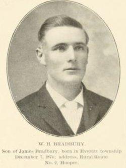 William H Bradbury