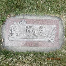 Doris Gertrude <I>Kirk</I> Degraw