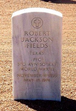 Robert Jackson Fields